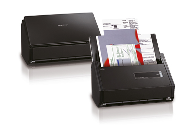 Papierloses-Büro: Fujitsu ScanSnap iX500 – ein absoluter Traum!