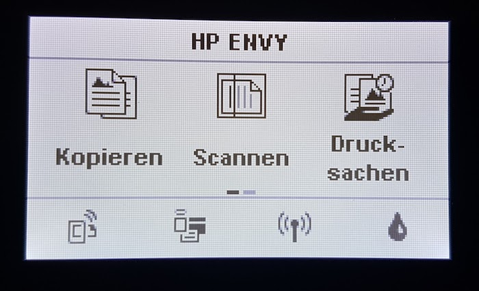 HP ENVY 4525 mit Instant-Ink: Kompaktes Multitalent – rosenblut