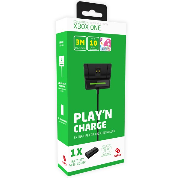 CAPCY Play'n Charge Kit