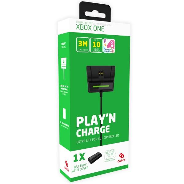 CAPCY Play'n Charge Kit