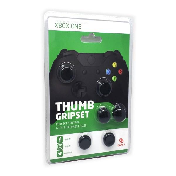 CAPCY Thumb Gripset für Xbox One Controller