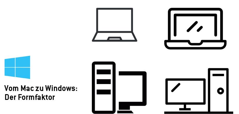 Mac zu Windows