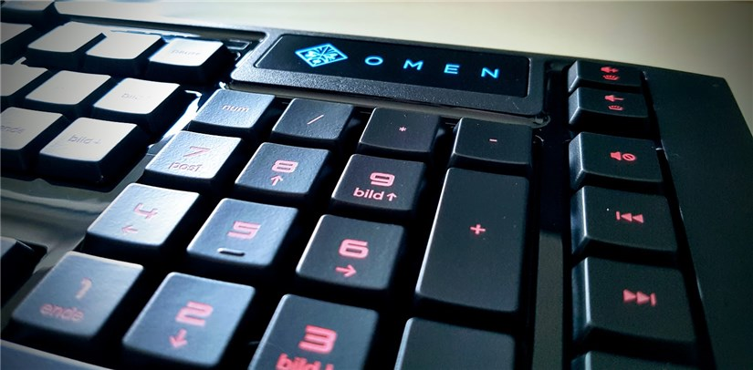 OMEN by HP mit SteelSeries