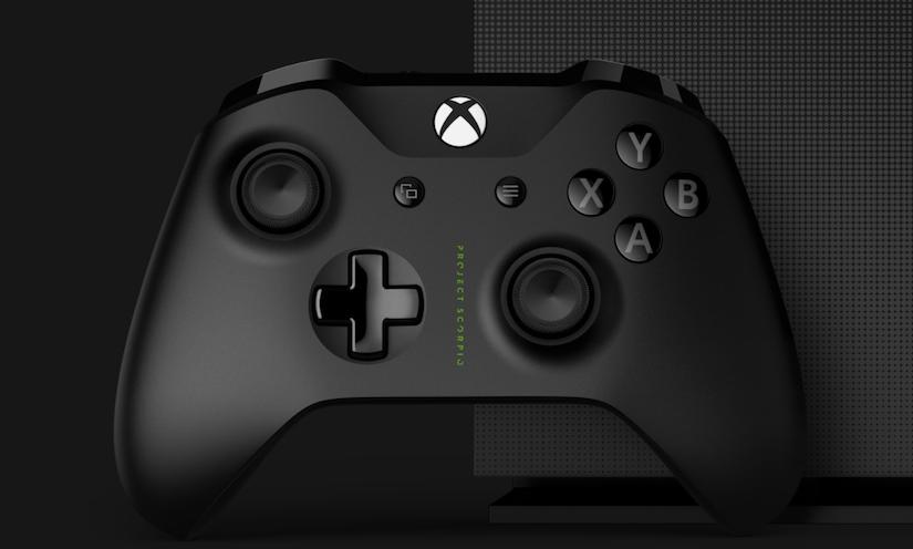 Xbox One X Scorpio Edition
