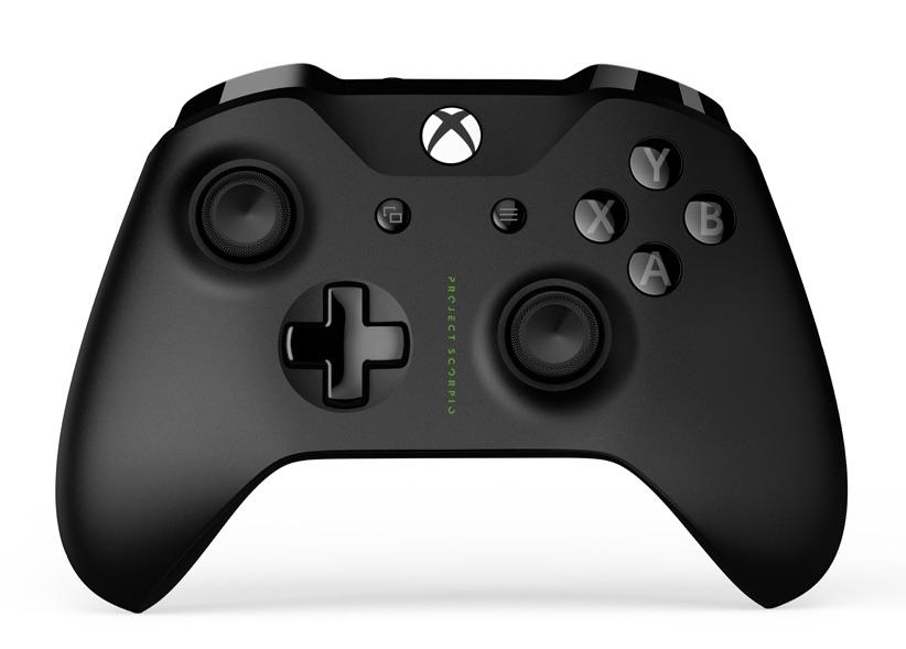 Xbox One X Scorpio Edition vorbestellen