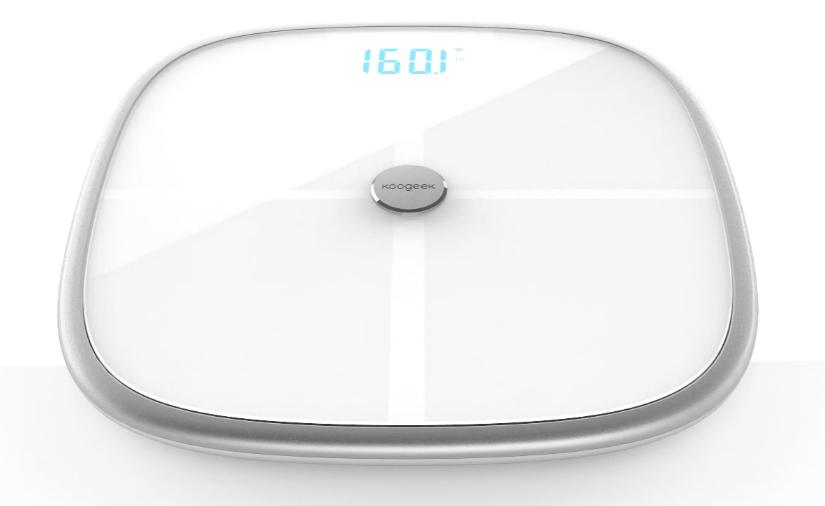 Bluetooth & Wi-Fi Smart Waage